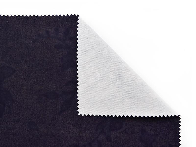 Tessuto per abbigliamento effetto nabuk Montefalco