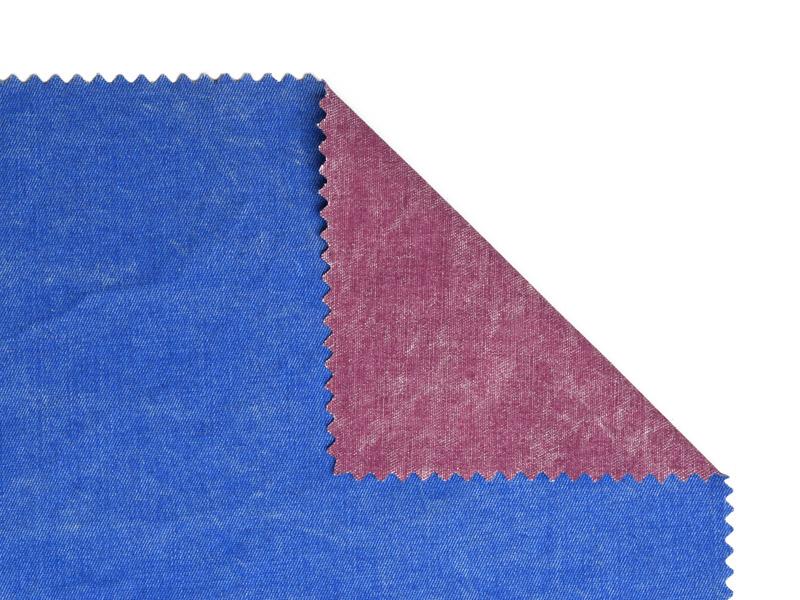 Tessuto double délavé Ametista